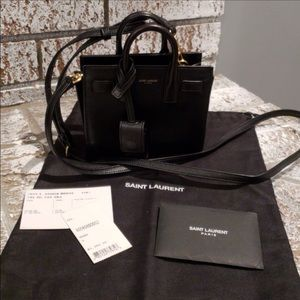 Ysl saint Laurent toy sac de jour crossbody bag d7ca942b76534